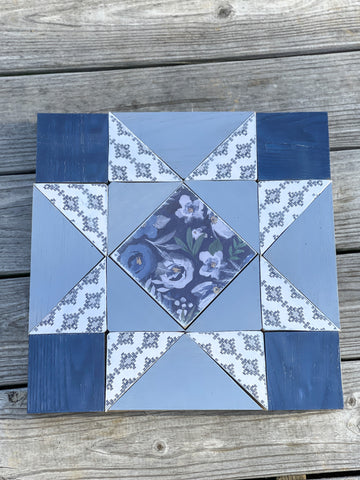 Barn Quilt Craft Kit