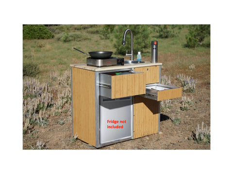 Trail Kitchens Kitchen Pod - Travois USA