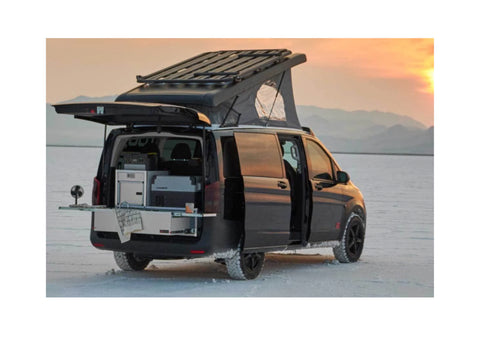 Trail Kitchens Minivan Camper Kitchen - Travois USA