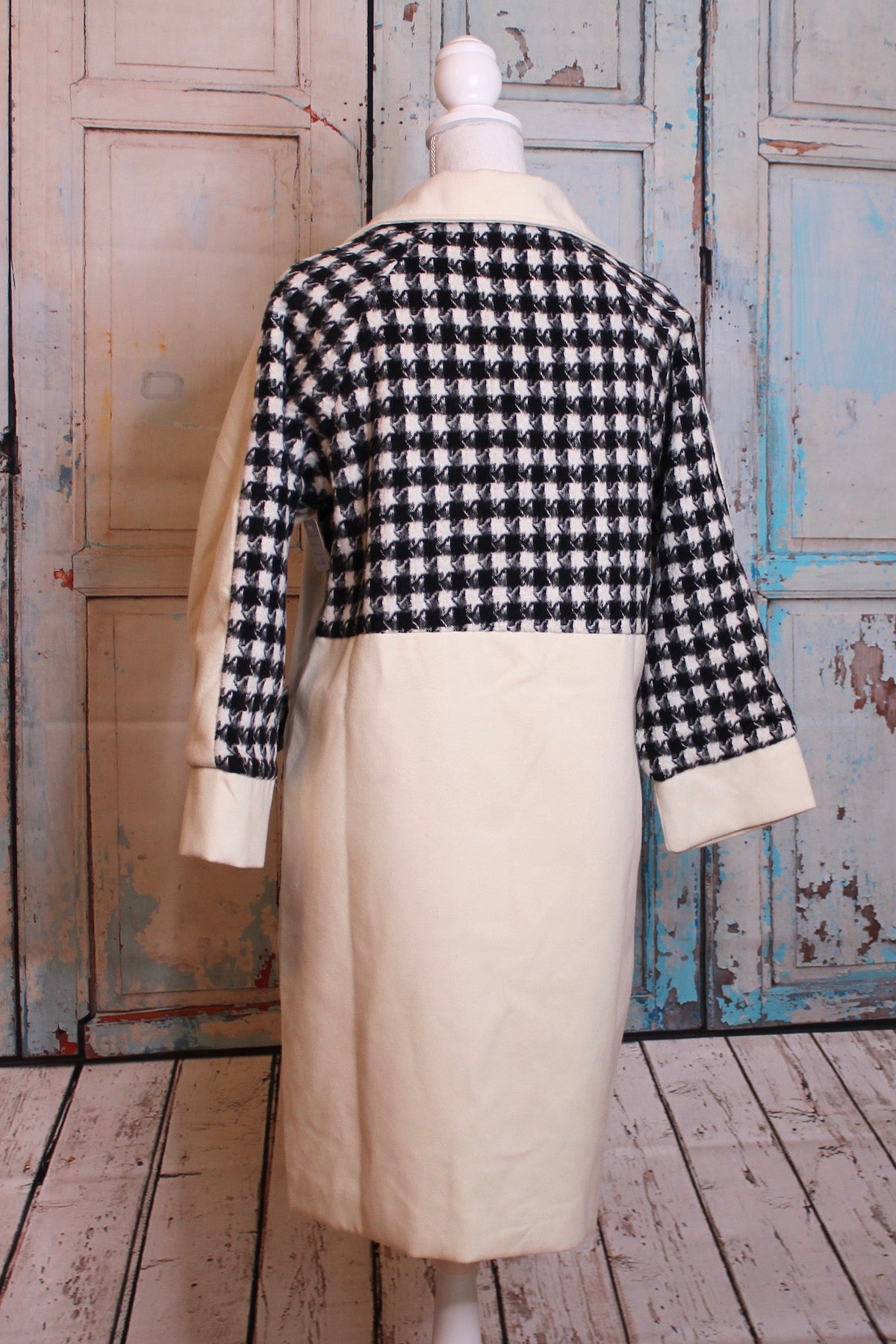 Houndstooth Petticoat