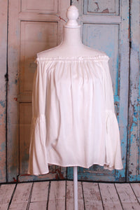 'Ebb & Flow' Gypsy Top