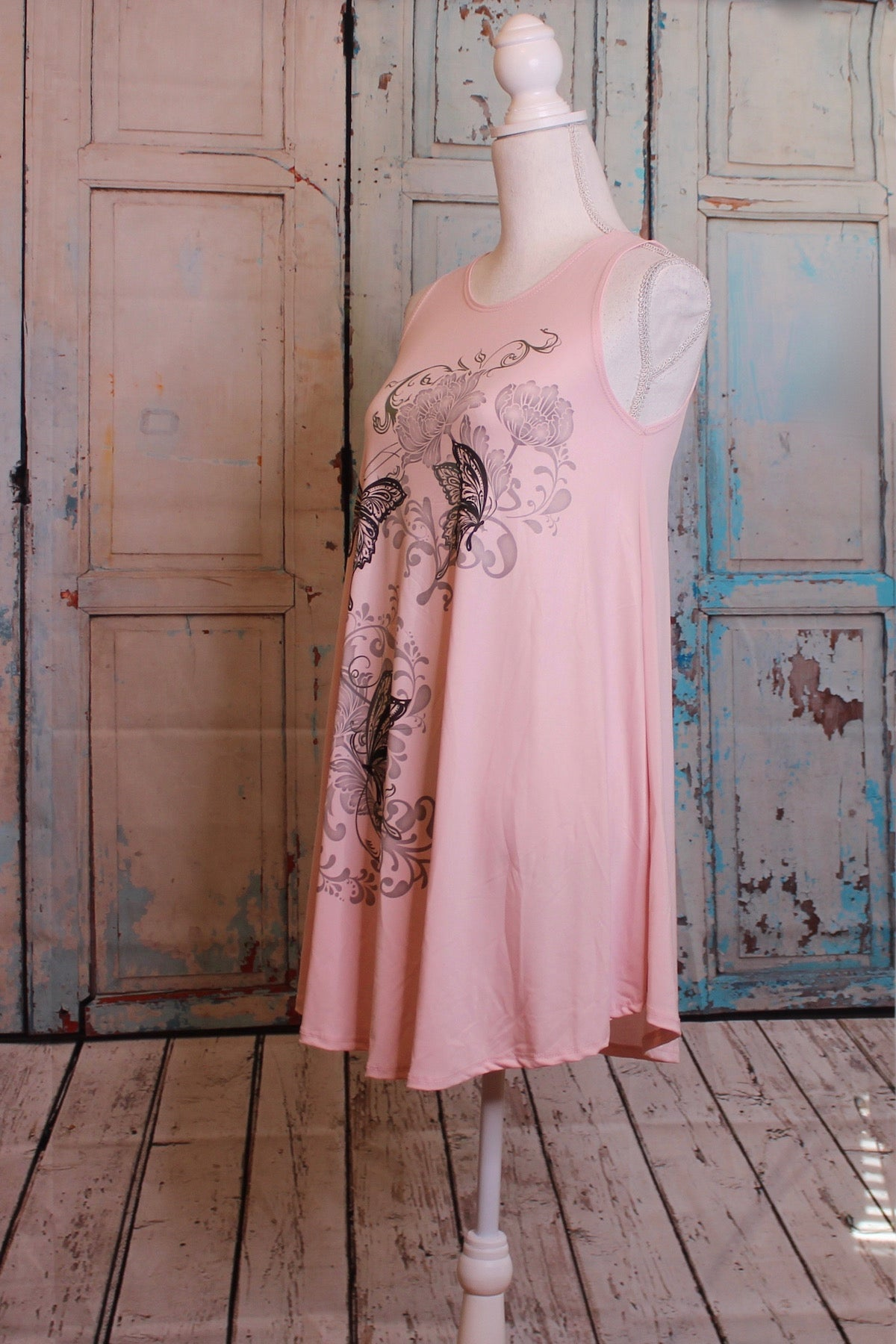 'Butterfly Kisses' Tunic
