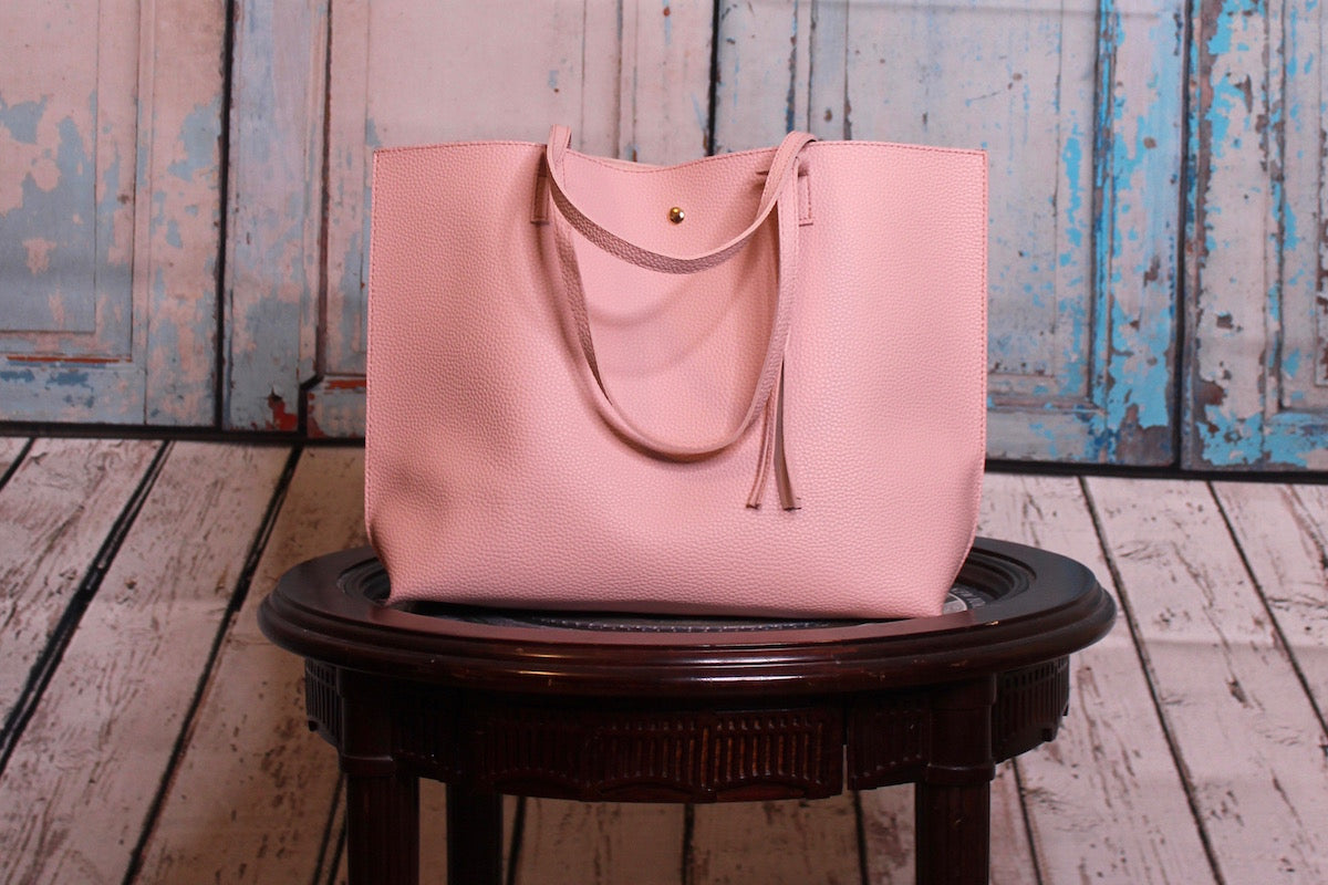 The Pink Frame Tote
