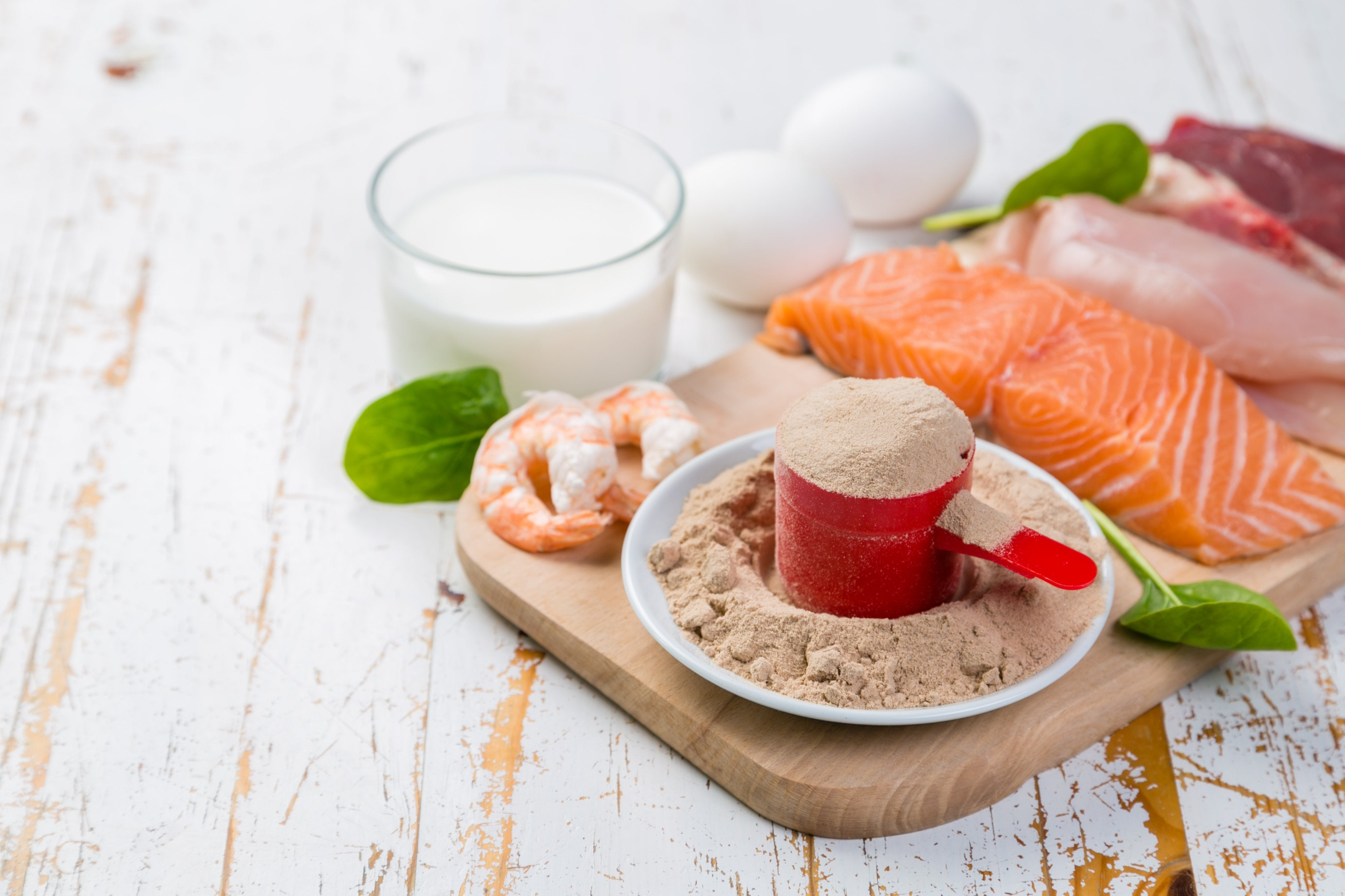 Lab-to-Life Series: What can happen if you don't get enough protein in your daily diet?