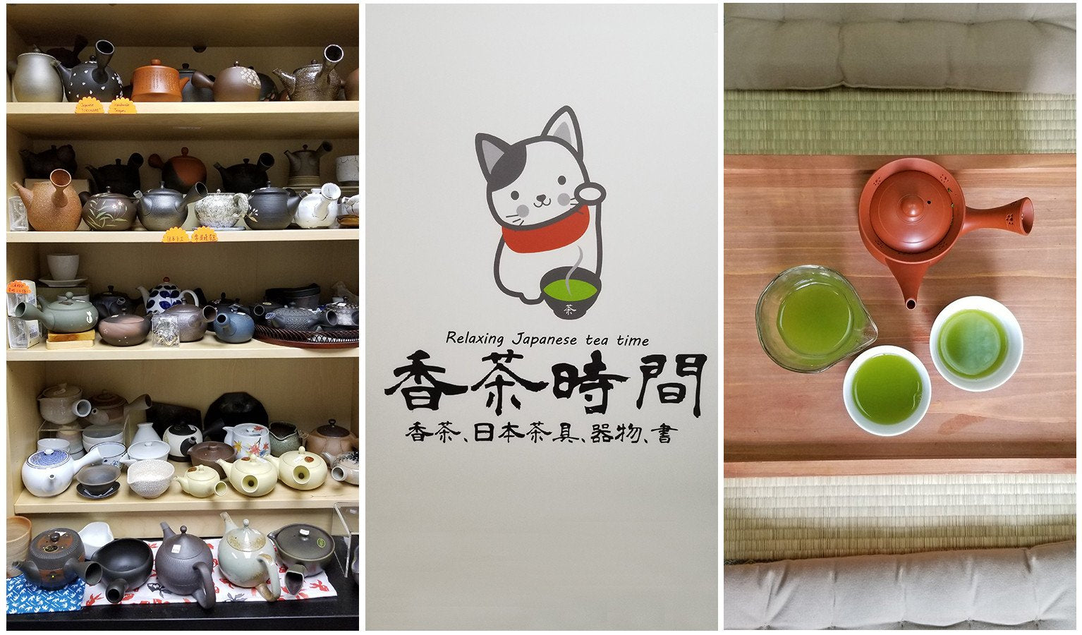 Sencha, Matcha and the joy of Umami