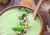 Sencha smoothie bowl