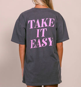 Take It Easy Tee