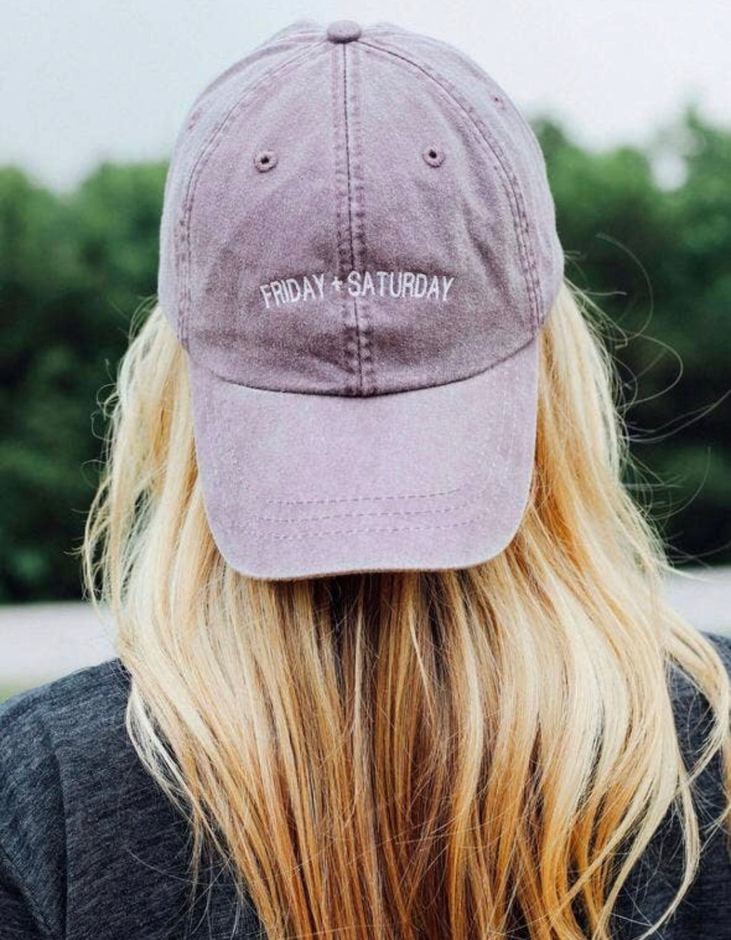 Friday + Saturday Hat