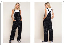 Load image into Gallery viewer, POL Camo Corduroy  Overalls