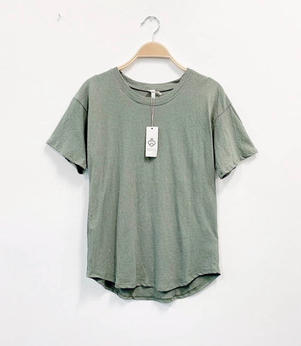 Recycle Cotton Classic Top