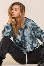 Load image into Gallery viewer, POL Galaxy Black Sweatshirt
