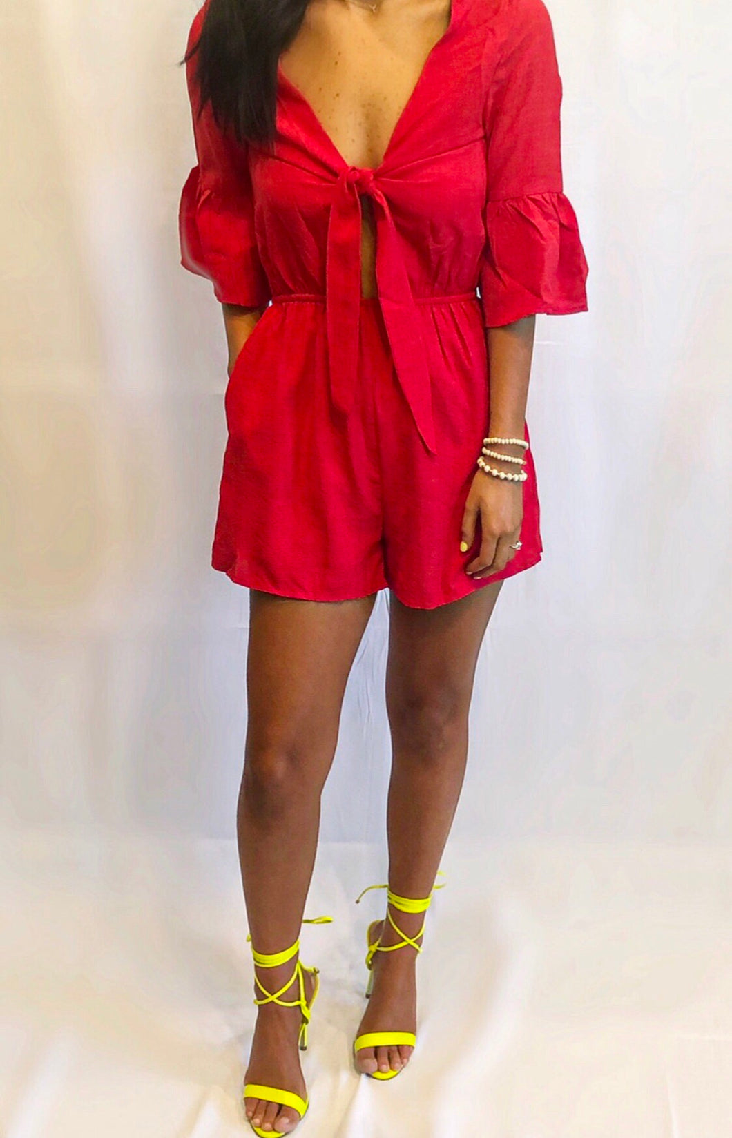 Cherry Pie Romper!