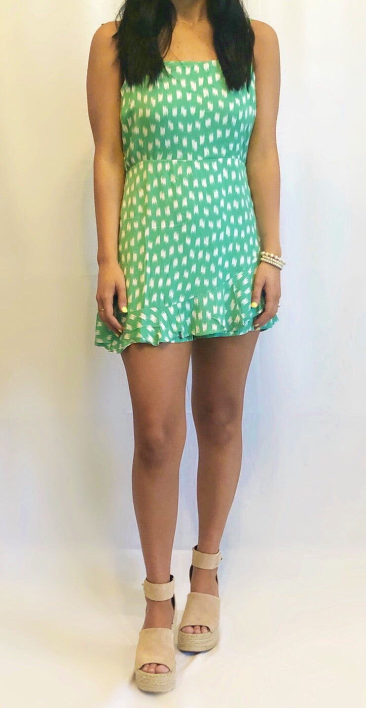Fun in the Sun Romper!