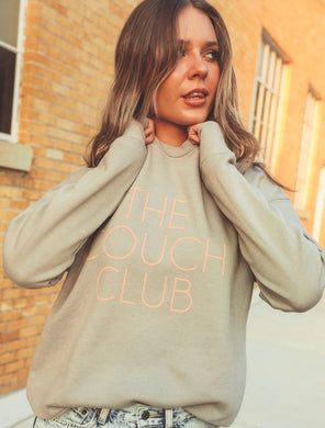 Couch Club Sweatshirt!!