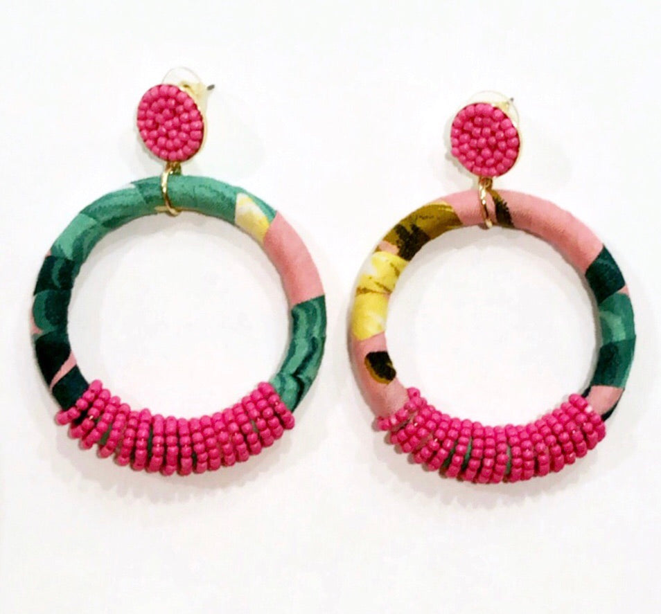 Palm Springs Earrings!