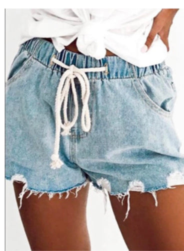 Blue Skies Denim Shorts!
