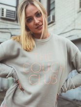 Load image into Gallery viewer, IN ROUTE / Couch Club Sweatshirt!!