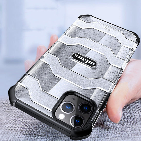Anti Dust Drop-proof TPU PC Case for iPhone