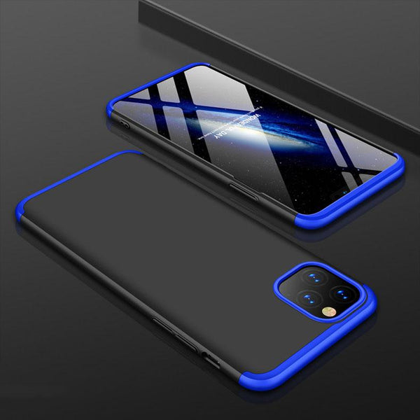 Full Protection Hard Matte PC Cover for iPhone