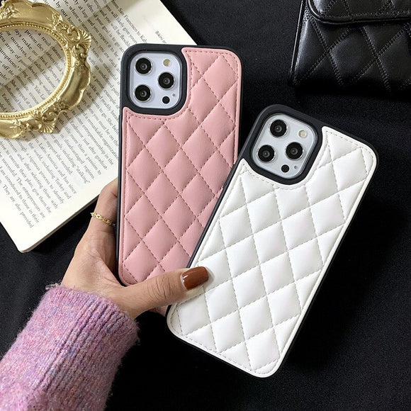 Luxury Soft leather Case For iPhone 12 Series