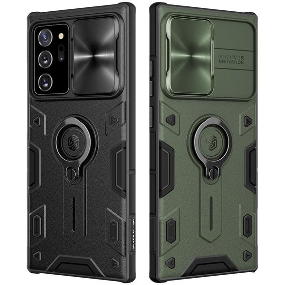 Shockproof Armor Bumper Camera Protection Case for Samsung Galaxy Note