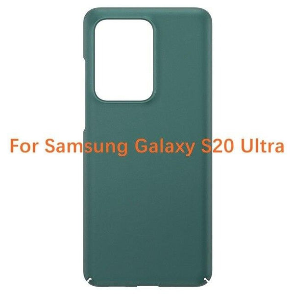 Shockproof Fingerprint Resistance Cases for Samsung Galaxy S20 Plus/Ultra