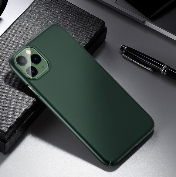 2020 Anti-Fingerprint Slim Protect Case for iPhone