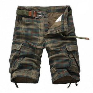 Mens Casual Camouflage Shorts Military Short Pants