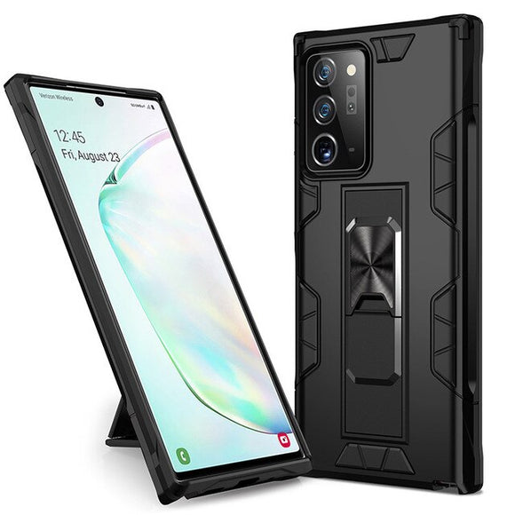 Shockproof Armor Magnetic Ring Stand Cover for Samsung Galaxy Note