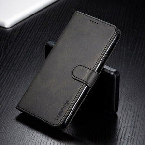 Vintage 360° Cover Wallet For Samsung Galaxy Note 20 Ultra