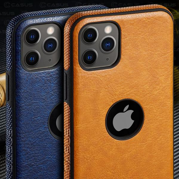 Luxury Leather Back Ultra Thin Case for iPhone(Buy 2 Get 10% OFF, 3 Get 20% OFF )