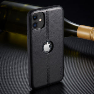 New Arrival SLIM Leather Back Case For iPhone