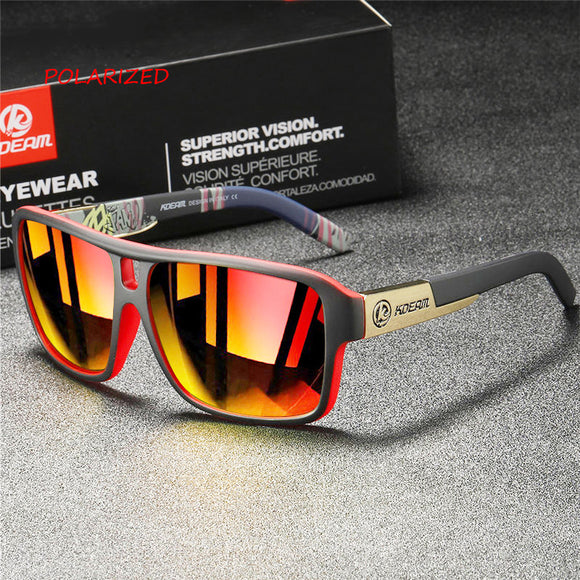 2020 Outdoor Men Sports Square Sunglasses