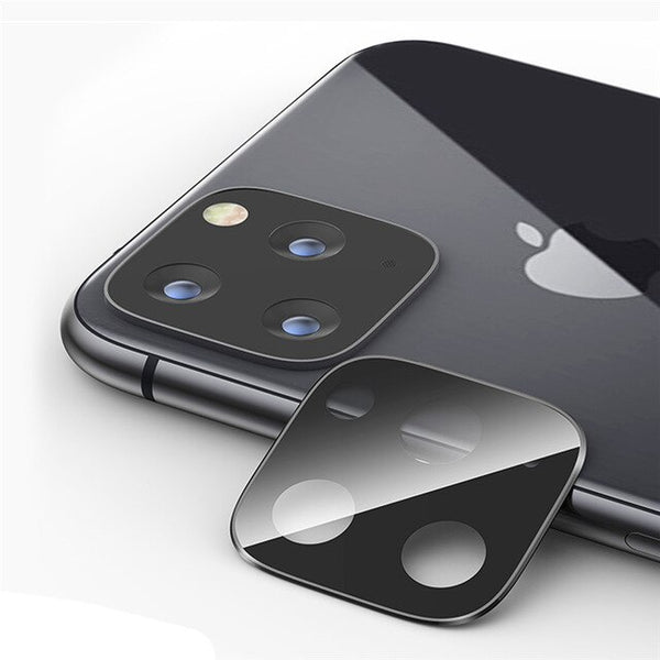 Camera Lens Tempered Glass Protector For iPhone