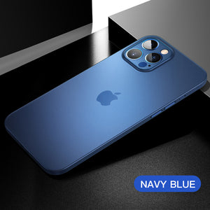 Luxury Ultra Thin PC Shockproof Case For iPhone 12(Buy 2 Get 10% OFF, Buy 3 Get 15% OFF )