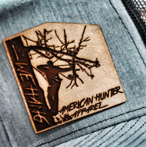 PATCH ONLY- Our various Saddle Hunter patches (Not on products)