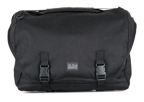 NEW Brompton Metro Bag in Black
