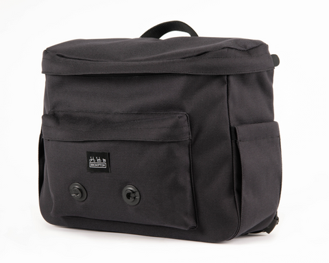 Metro Backpack M Black