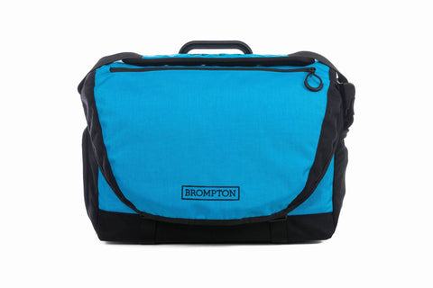 Brompton C-Bag in Lagoon Blue