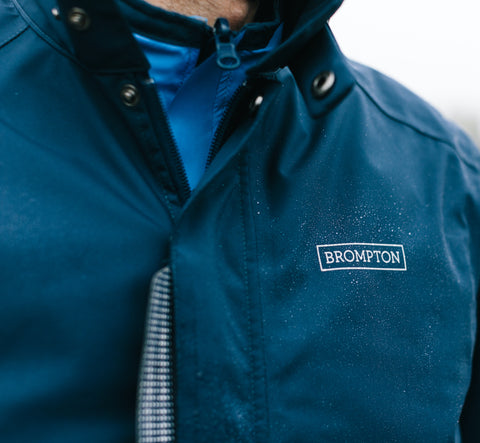 London Waterproof Jacket Navy