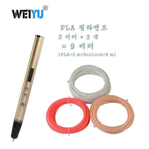 Image of weiyu Latest RP900A 3D Printing Pen