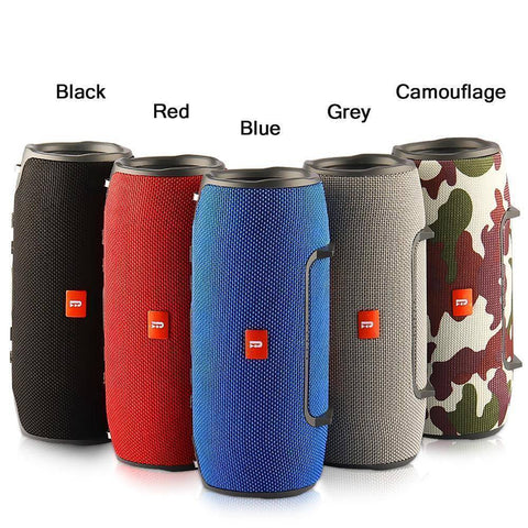 Image of Portable Column Wireless Bluetooth Powerful Speaker - Copa-Wax