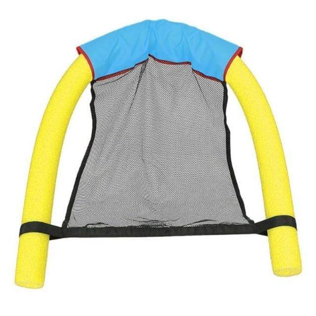 Inflatable Pool Hammock Float Lounger
