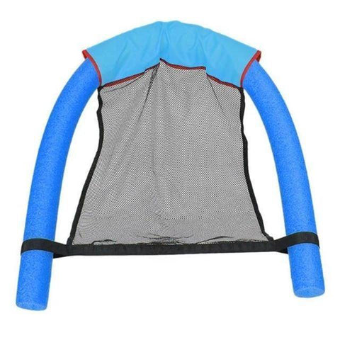 Image of Inflatable Pool Hammock Float Lounger