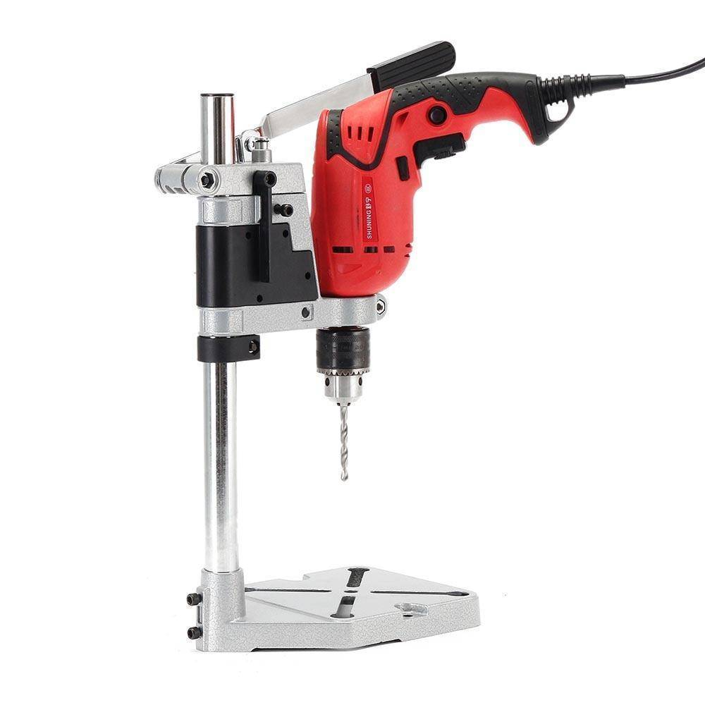 Electric Drill Holder  400mm Drilling Stand Grinder Rack Stand - Copa-Wax