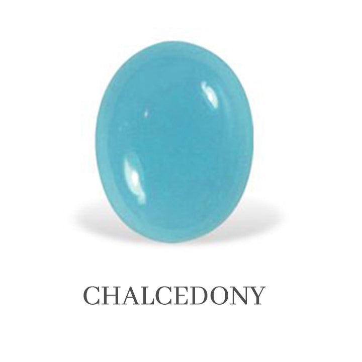 Chalcedony Custom Designed Heirloom Jewelry by Susanne Siegel.