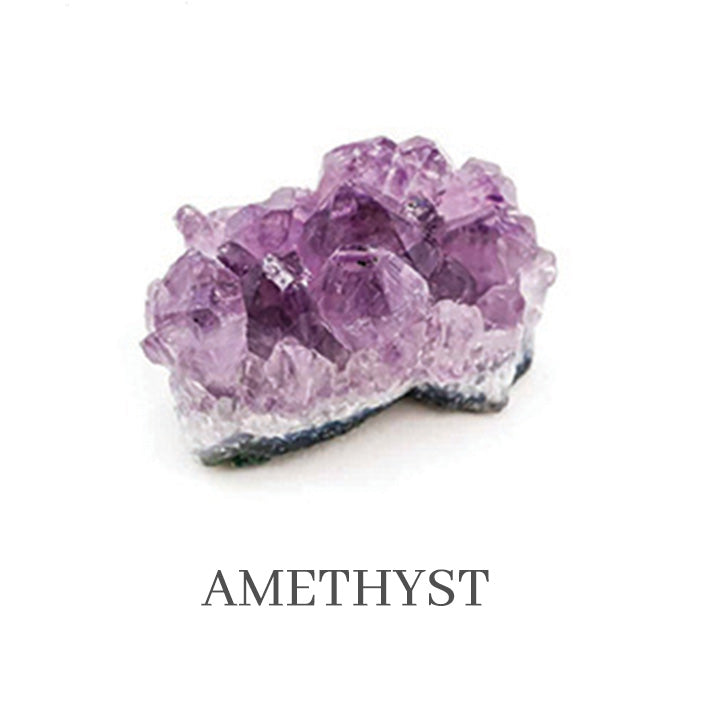 Amethyst Custom Designed Heirloom Jewelry by Susanne Siegel.