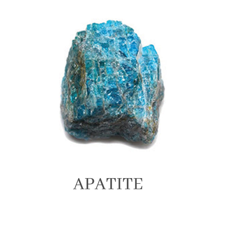 Apatite Custom Designed Heirloom Jewelry by Susanne Siegel.
