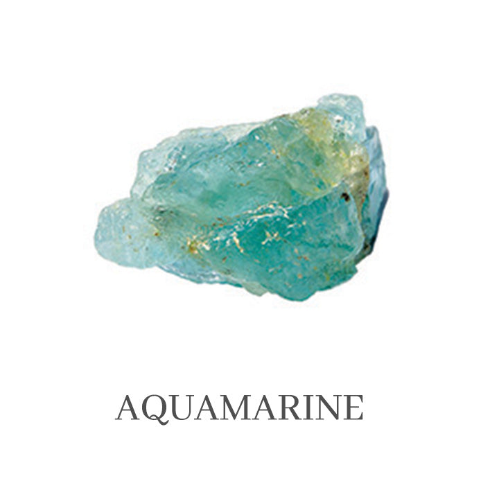 Aquamarine Custom Designed Heirloom Jewelry by Susanne Siegel.