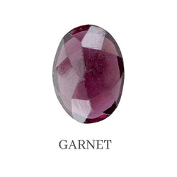 Garnet Custom Designed Heirloom Jewelry by Susanne Siegel.
